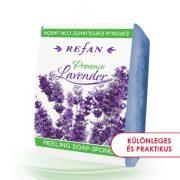 Refan Provanszi levendula bőrfeszesítő szivacsos szappan