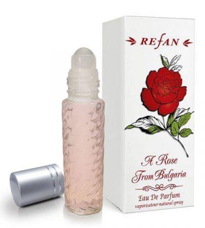 Természetes Bolgár rózsa parfümolaj - natúrkozmetikum