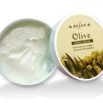 Természetes olíva öregedésgátló testvaj - Bőrfeszesítő natúrkozmetikum