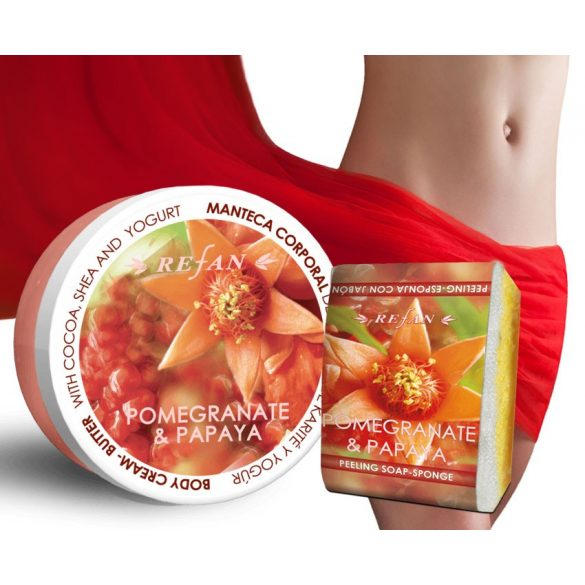 Refan Gránátalma bőrfeszesítő csomag
