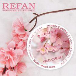 Refan Vadcseresznye testvaj - kakaóvajjal - száraz bőrre