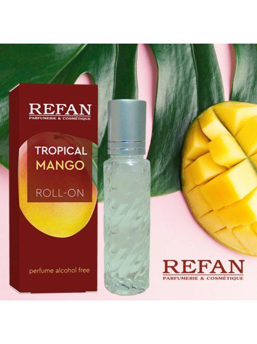 Refan Természetes Bolgár rózsa parfümolaj