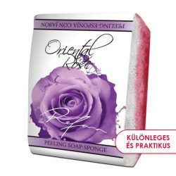 Refan Keleti Rózsa bőrfeszesítő szivacsos szappan