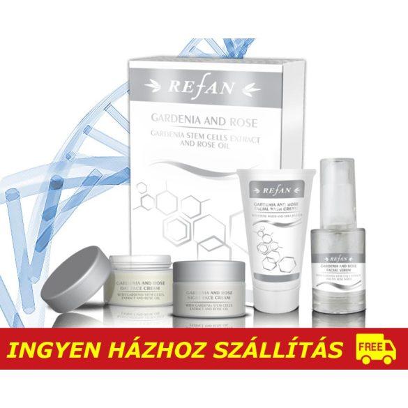 Refan Gardénia & Rózsa bőrfiatalító csomag / 30+ /