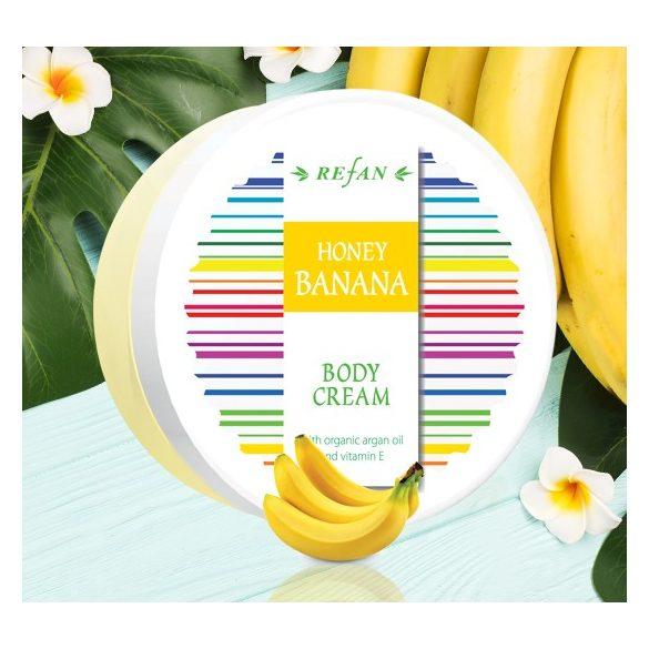 Mézes Banán Testvaj – Refan FRUIT COLLECTION