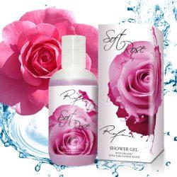Refan Lágy Rózsa tusfürdő természetes rózsavízzel