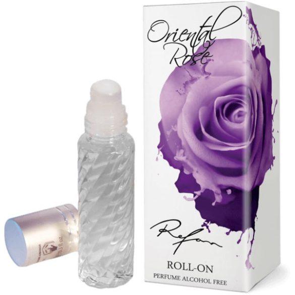 Refan Természetes Keleti rózsa parfümolaj