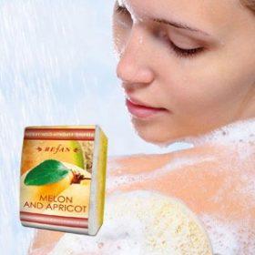 Szivacsos szappan