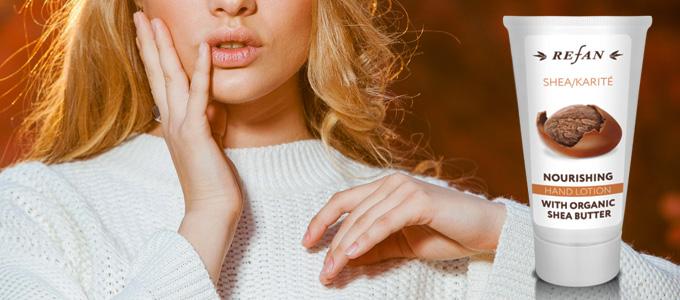 Természetes bőrfeszesítő hidratáló kézkrém