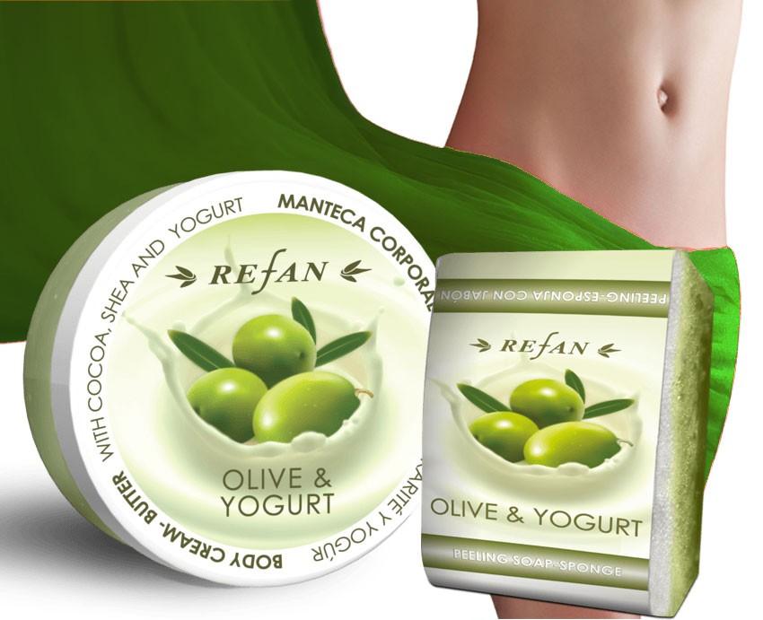 Olíva & Joghurt bőrfeszesítő csomag